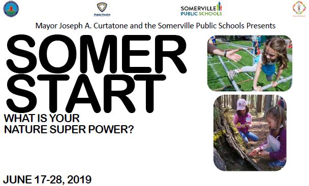 SomerStart summer program flyer